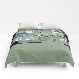 Process No. 1 Comforters