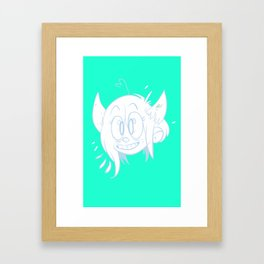 demon daughters Framed Art Print