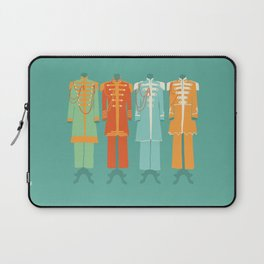 Sgt Peppers Lonely Hearts Club Laptop Sleeve