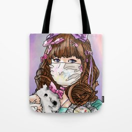 Self Portait -Decora Tote Bag