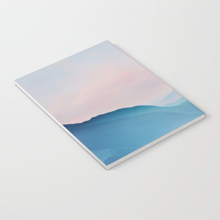 Pastel vibes 12 Notebook