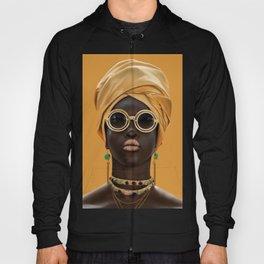 Black woman style/2 Hoody