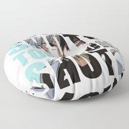 Todo in Impact Floor Pillow