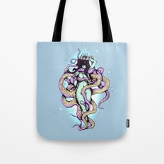 OctoWitch Tote Bag