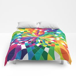 Rosace Comforters
