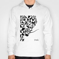 dali Hoodies featuring Dali by Blake Thornley