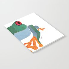 Tree Frog, Collage Notebook