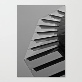 Fan (South Wharf, 2011) Canvas Print