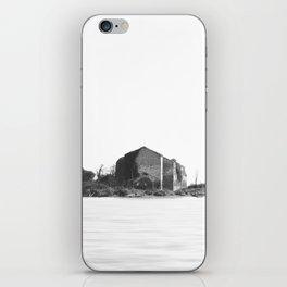Island BW iPhone Skin