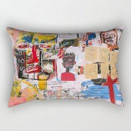 Al Diaz Rectangular Pillow