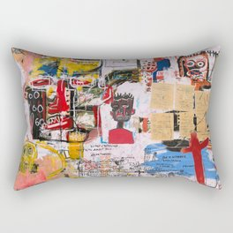Al Diaz Rectangular Pillow