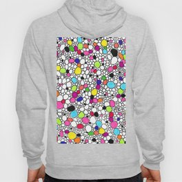 Circles and Other Shapes and colors Hoody