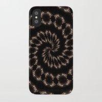 sparkles iPhone & iPod Cases featuring sparkles by Deborah Janke