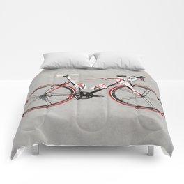 Race Bike Comforters
