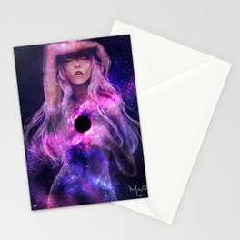 Supermassive Black Hole Stationery Cards