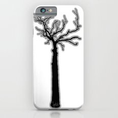 Black & White Tree's iPhone 6s Slim Case