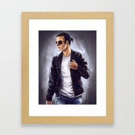 Gazpacho Framed Art Print