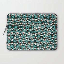 shakal turquoise Laptop Sleeve