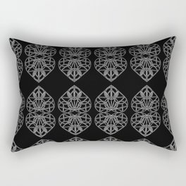 Anarchic Heart_Pattern 2 Rectangular Pillow