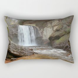 Mystical Moment Rectangular Pillow