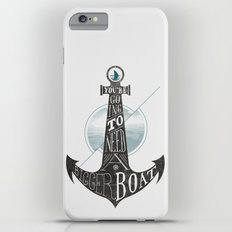 You're going to need a bigger boat Slim Case iPhone 6s Plus