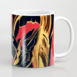 Succulent at Christmas Time, Its the Most Wonderful Time of the Year Coffee Mug