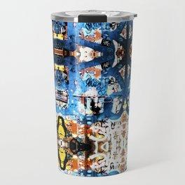 A bit of a lock. Travel Mug