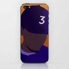 Chance The Rapper iPhone & iPod Skin