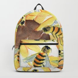 Bee Party Backpack