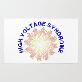 High Voltage Syndrome Rug