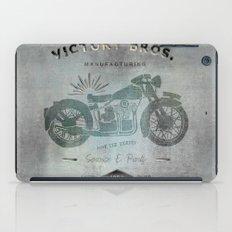 Motorbike iPad Case