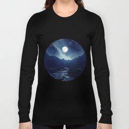 Walk to the Moon Long Sleeve T-shirt