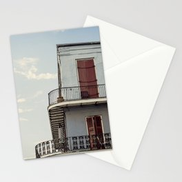 French Quarter Blues, No. 2 Stationery Cards