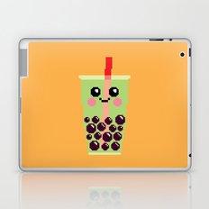 Happy Pixel Bubble Tea Laptop & iPad Skin