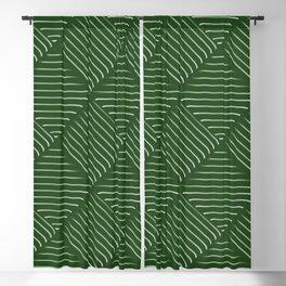 Diagonal Stripes Background 34 Blackout Curtain