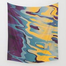 Duskish // 95A Wall Tapestry
