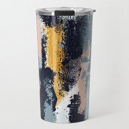 Amelia Abstract Travel Mug