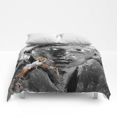 The young BORIS BECKER Comforters