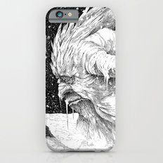 Snowy Tree iPhone 6s Slim Case