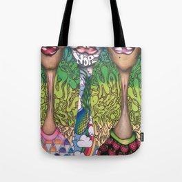 N O P E . Tote Bag