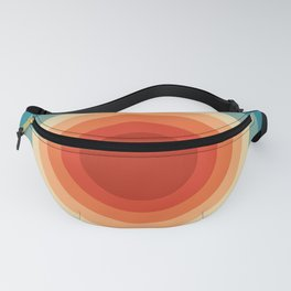 Concentric Circles #1 Fanny Pack