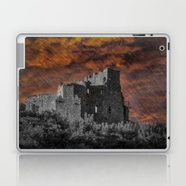 St. John's Castle, Carlingford, Rep. of Ireland Laptop & iPad Skin