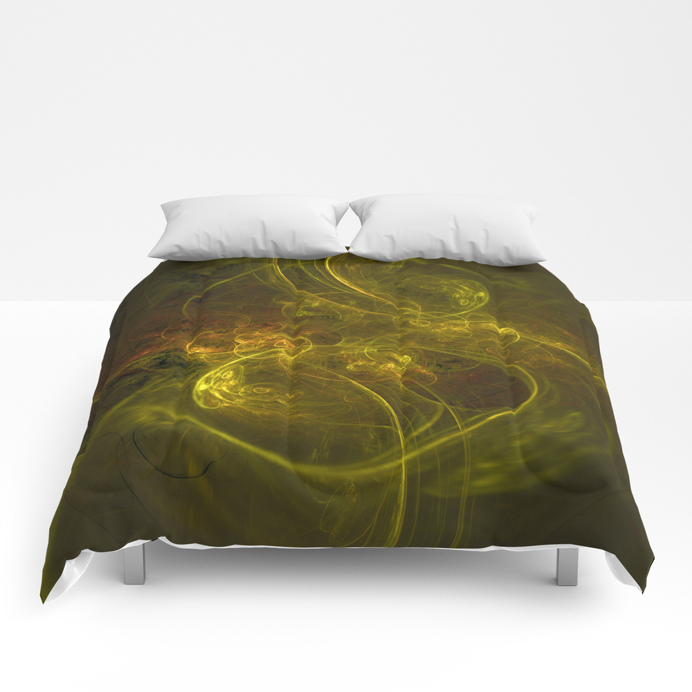 Mystery Of Space Comforter by Esotericaartagency CMF7713565