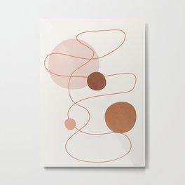 Abstract Modern Art 21 Metal Print
