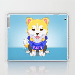 Akita Inu Laptop & iPad Skin