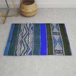 V37 Traditional Moroccan Carpet Artwork Rug