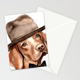 Pharrell Vizsla Stationery Cards