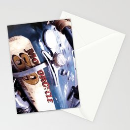 MOTORCYCLE 39 Stationery Cards