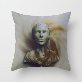 Day 0375 /// Swurlsh Throw Pillow