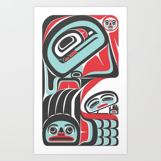 Nang Jáadas – 1 Art Print